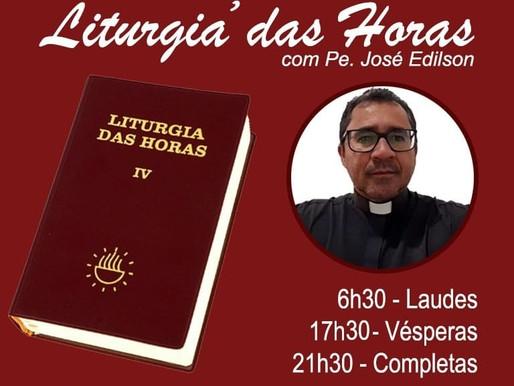 Liturgia das Horas – Oração de todos os fiéis