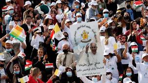 Francisco, peregrino da paz no Iraque