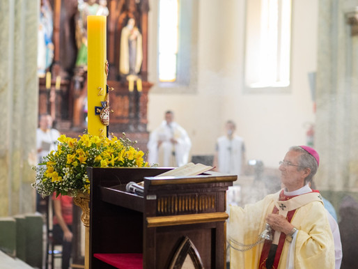 Carta de Páscoa aos padres e aos diáconos