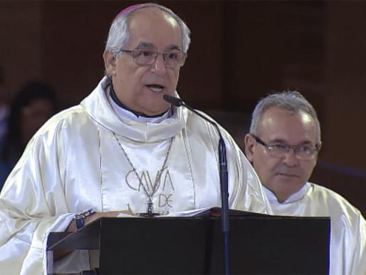 Papa nomeou núncio apostólico na Rússia dom Giovanni d'Aniello, até então núncio no Brasil