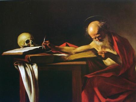 São Jerônimo: a fé diante do texto sagrado