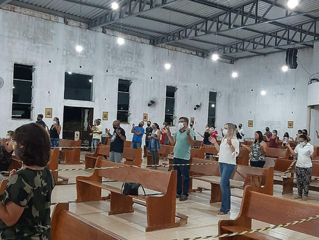 Comunidade de São Galvão homenageia Padroeiro