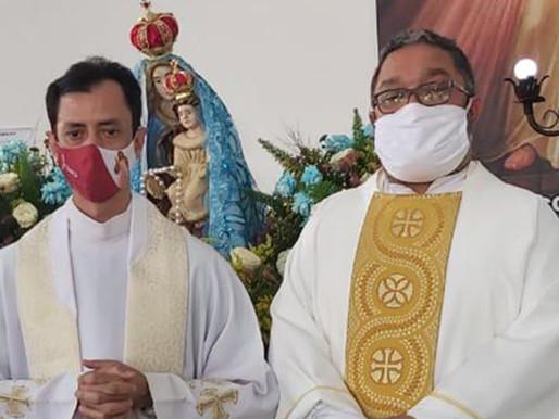 Festejos em louvor a Nossa Senhora do Rosário