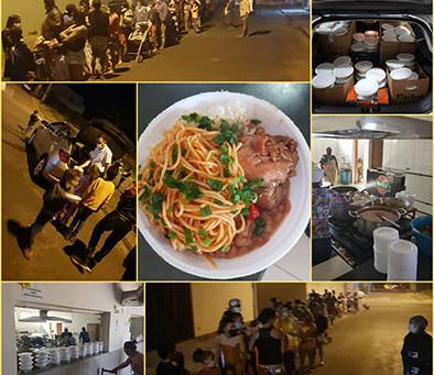 Projeto Cozinha Solidária
