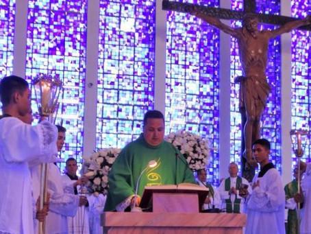Paróquia São Domingos de Araxá tem novo pároco
