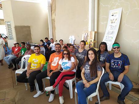 Comunidade Shalom há um ano em Uberaba