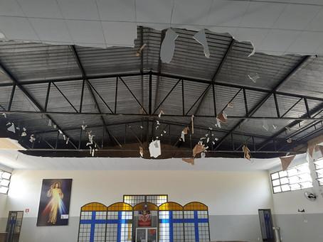 Forro da Sagrada Família é reformado