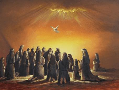 Seminário celebra a solenidade de Pentecostes
