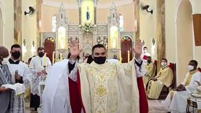 Marcos Vinícius Machado é ordenado presbítero da Arquidiocese de Uberaba