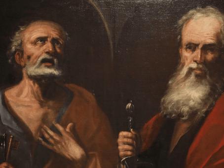 São Pedro e São Paulo: uma celebração da diversidade de dons na Igreja