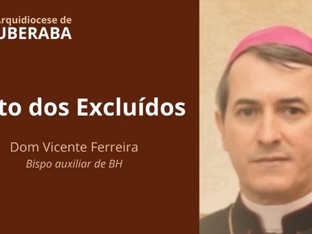 Live marca o Grito dos Excluídos na Arquidiocese de Uberaba