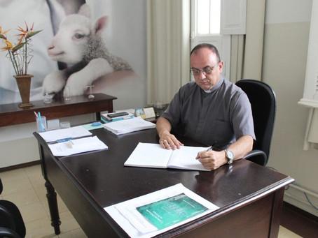 Coordenador de Pastoral fala aos seminaristas sobre PAPIU