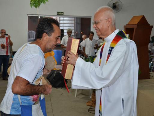 Padre Fontes assumiu Quase-Paróquia Nossa Senhora de Lourdes, Mãe da Esperança em março