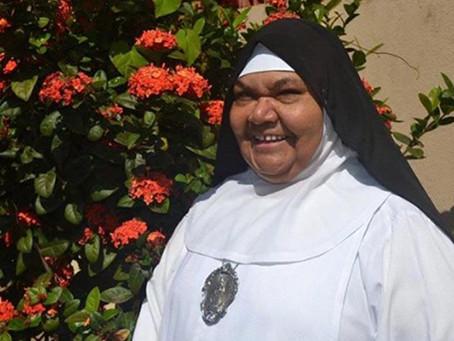 Homenagem a Madre Maria dos Anjos