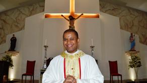 Padre Alexandre é ordenado em Araxá