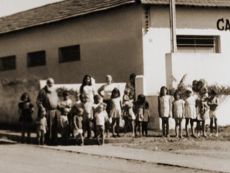 """""""Partilhar de todas as cruzes"""" O missionário das crianças e da vida"""