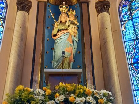 Do Cruzeiro à Capela, da Capela ao Santuário, do Santuário à Basílica