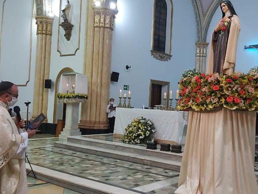 Festa de Santa Teresinha
