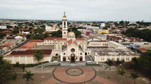 O Santuário Basílica de Nossa Senhora D'Abadia se prepara para a celebração da Ascensão do Senhor