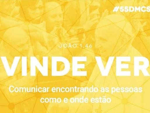 """Vem e Verás"" (Jo 1,46)"