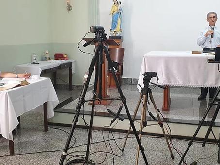 Dei Verbum com Dom Paulo, momento de formação com o Arcebispo Metropolitano