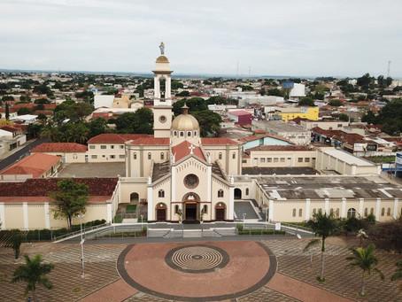 Instalação da Basílica de Nossa Senhora D'Abadia: celebração litúrgica acontecerá em outubro