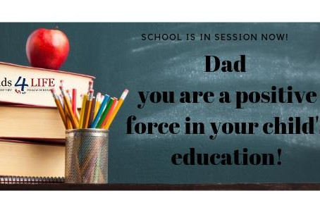 Dad's Influence in Education