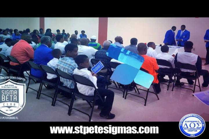 Recap Video of our 1st Charter Group of The Sigma Beta Club. We are still accepting applications for young men ages 8-18, to be a part of this group. For more info go to www.st.petesigmas.com.