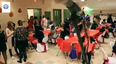 D.O.S Enoch Davis Christmas Party and Toy Drive Recap Video.  Culture for Service , Service for Humanity.