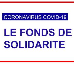 FDS - Fonds de solidarité pour les chauffeurs VTC