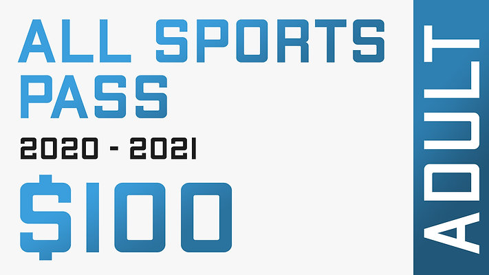 Adult All Sports Pass