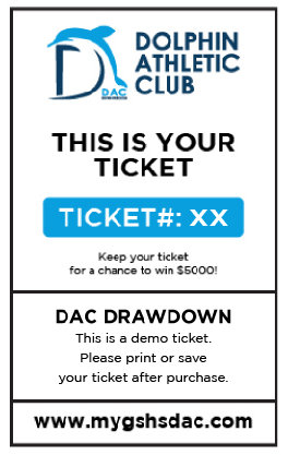 Drawdown Ticket #103