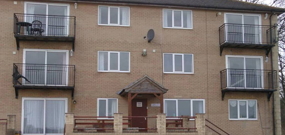 St Peters Court Supported Accommodation