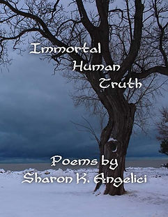 The Immortal Human by Sharon K. Angelici
