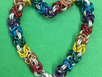 The Rainbow chain