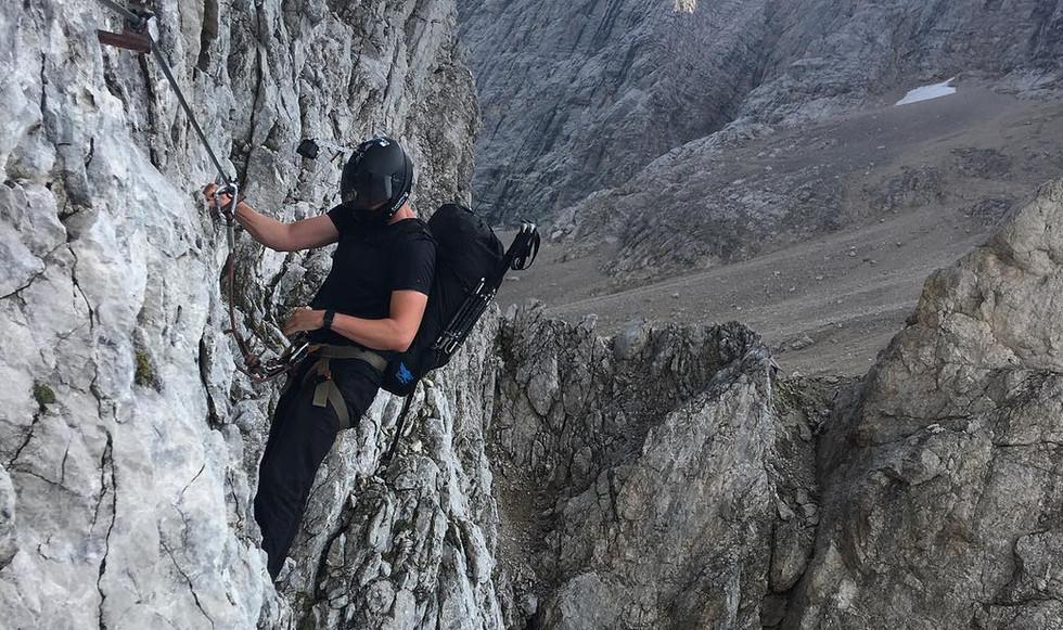 Via Ferrata Dolomites Italy
