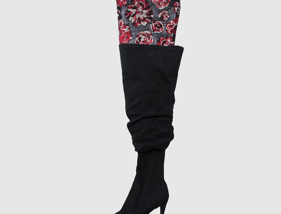 Double Over the knee boots
