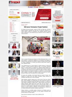 Fashion Mag Projet fashion