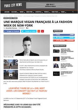 Paris City News