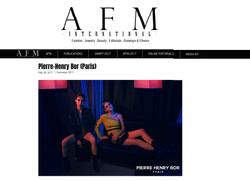Alpha Fashion Magazine
