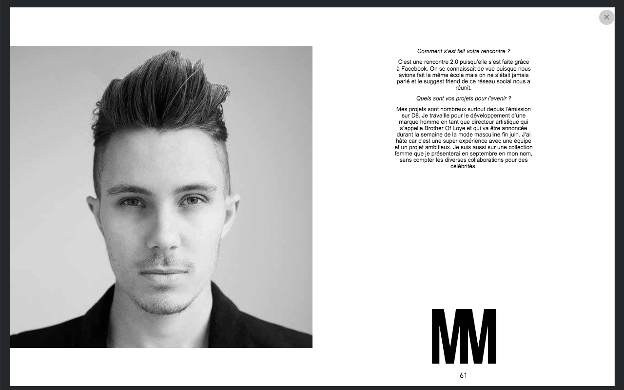 Modus Mensis Summer Issue 3
