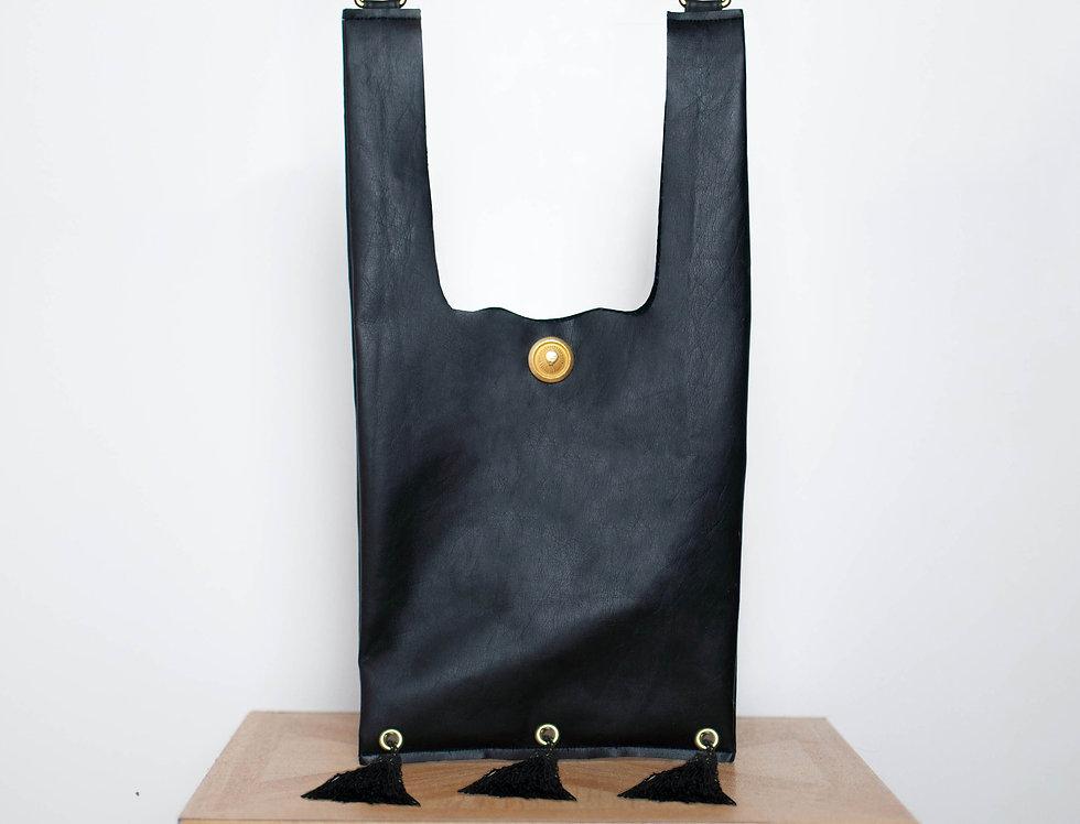 Le Tassels Supermarket Bag