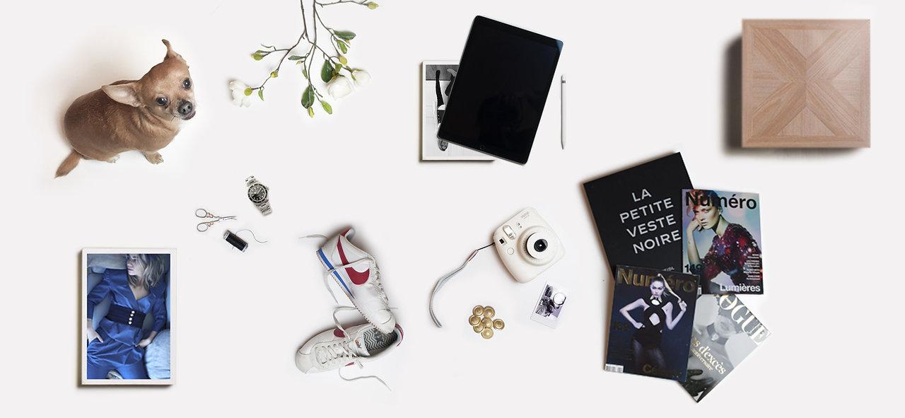 buste mannequin stockman noir blanc photographie