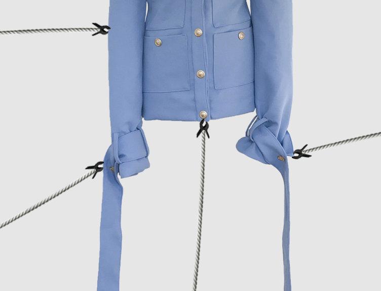 Jacket Dress SS18