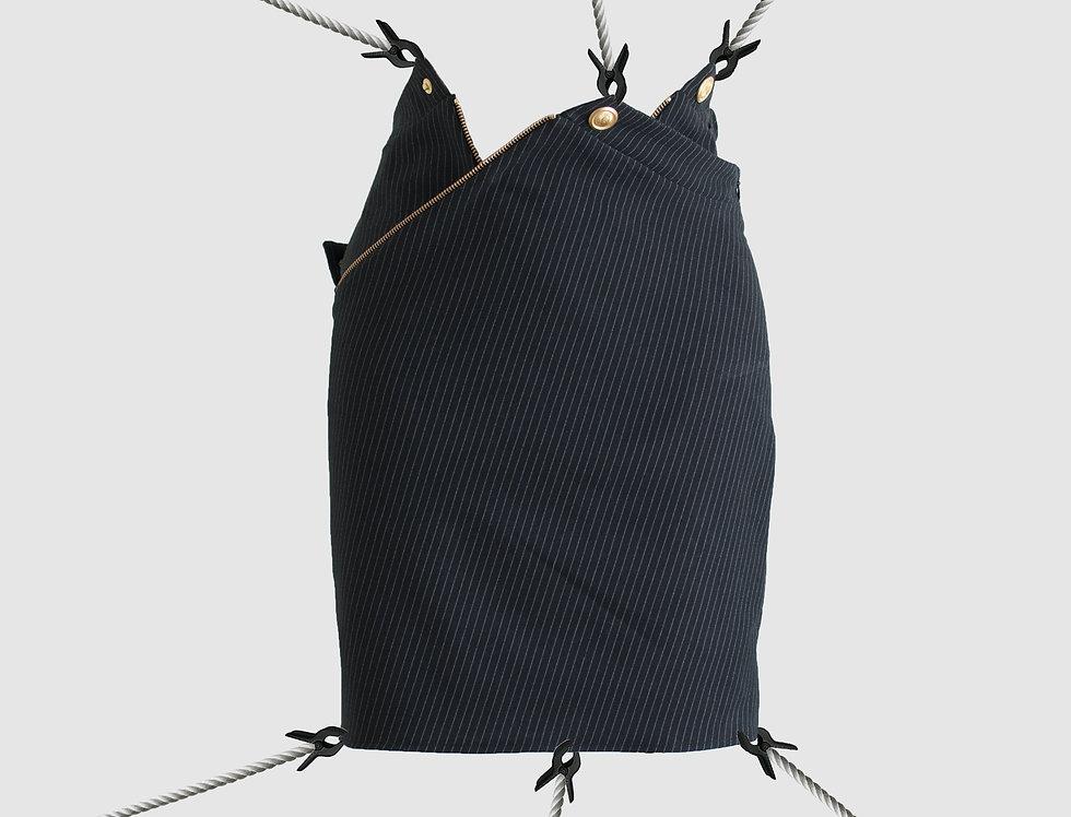 Destructured skirt SS19