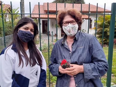 Dia das Mães no CIAPS Projeto Jd. Margarida