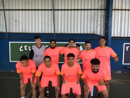 """""""Vem com a gente"""" - Projeto esportivo de Futsal"""