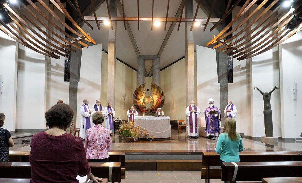 Centro Mariápolis Ginetta Igreja de Jesu