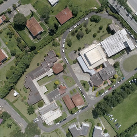Centro Mariápolis Ginetta Aérea