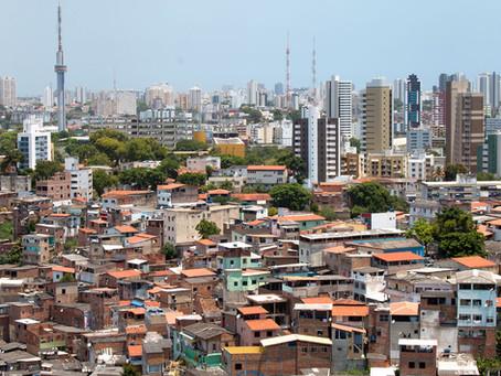 Um retrato da desigualdade na cidade de São Paulo